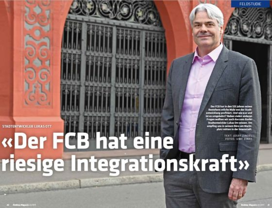 Rotblau Magazin 41/2019